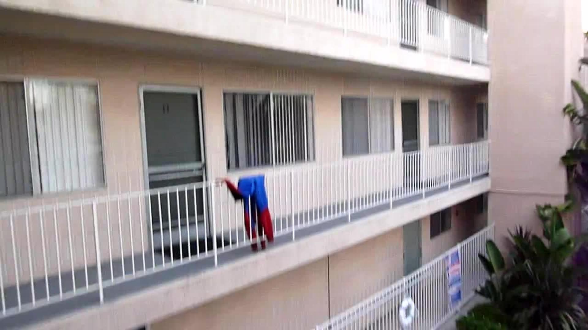 Bikini Girl Jumps Off Roof And Misses Pool Jukin Media Inc