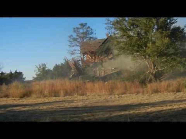 Tannerite Demolishes Barn | Jukin Media Inc
