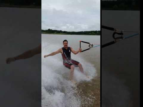 Man Crashes To Water From Kite Tube Jukin Media Inc