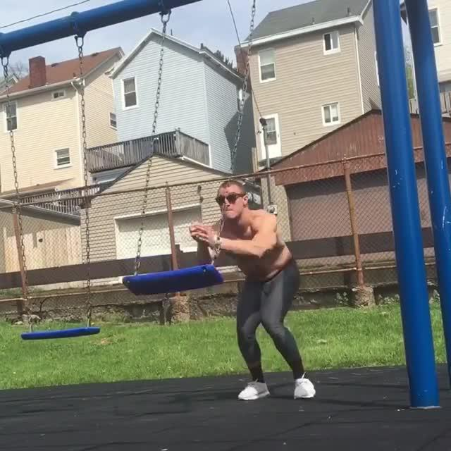 Girls Attempt to Create Funny Video and Break Swing Set | Jukin