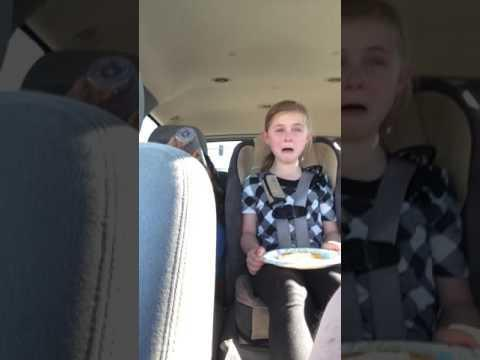 Little Girl Cries After Brother Denies Kiss   Jukin Media Inc