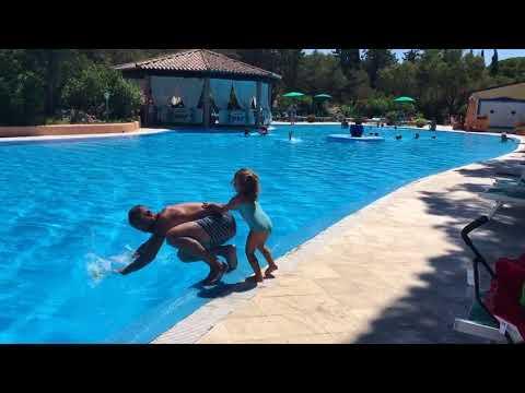 Guy Accidentally Throws Bikini Girl In Pool Jukin Media Inc