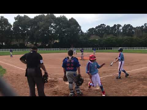 Baseball Player S Home Run Hit Goes Out Of Fence Jukin Media Inc
