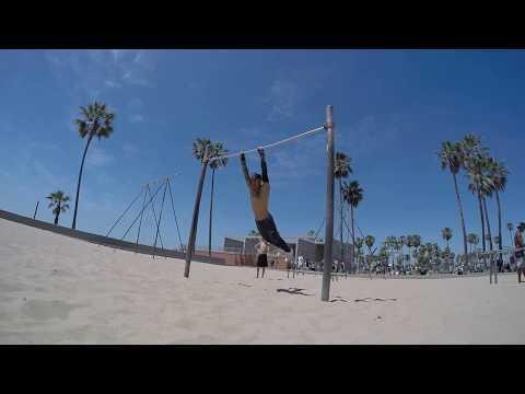Male Gymnast Breaks Parallel Bars | Jukin Media Inc