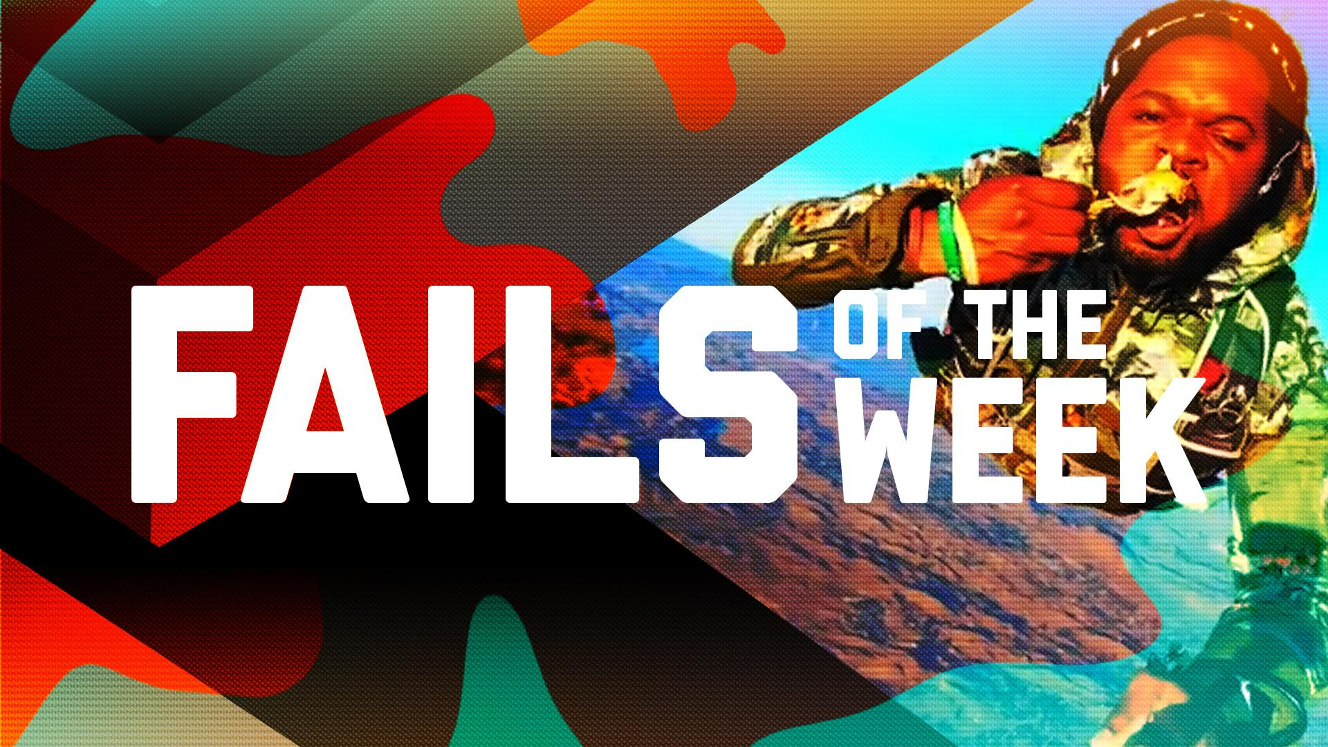 Wake Board Wipeout: Fails of the Week