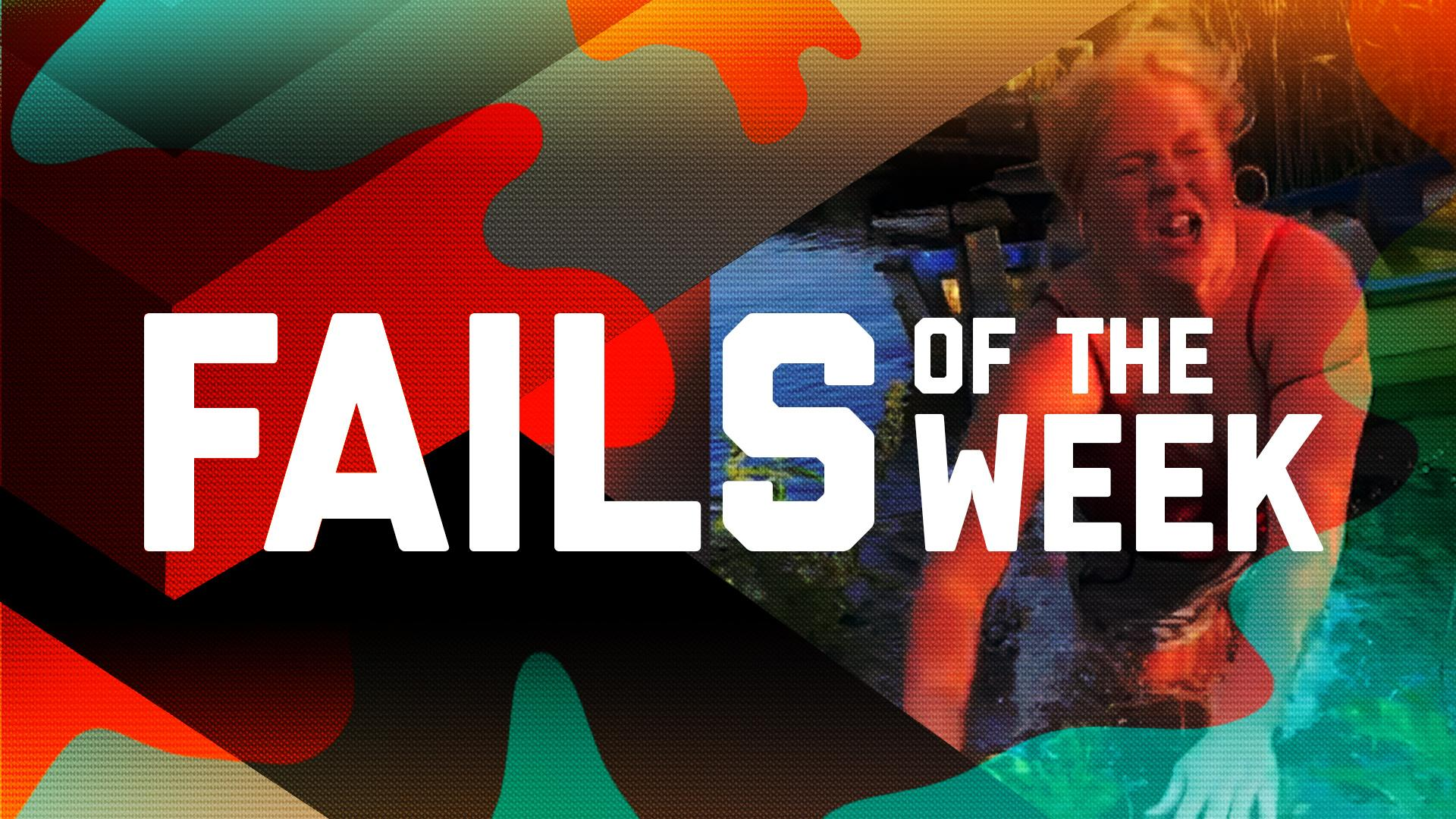 Funny Face: Fails of the Week (August 2019)
